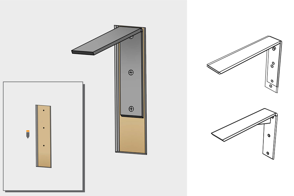 Installation Guide For Front & Front Mounting Plus Brackets